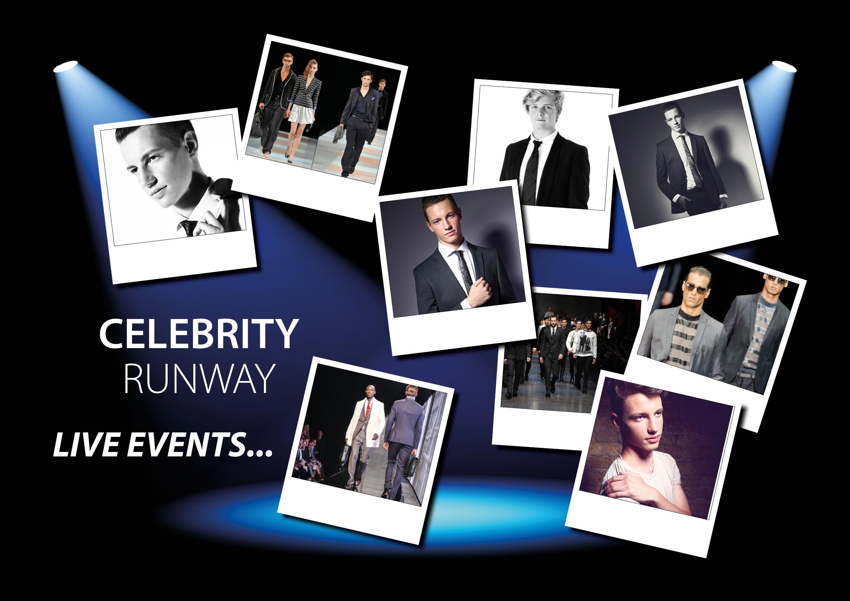 celebrity runway