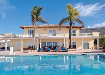 Exclusive Villa Celebrity International