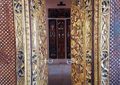 Exclusive Villa Stylish door