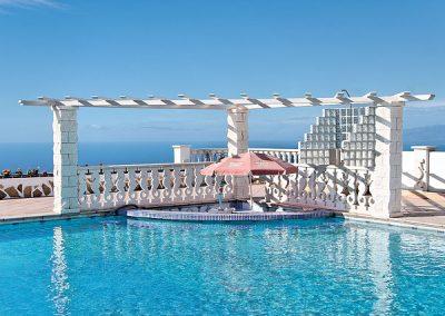Exclusive villa Pool Bar