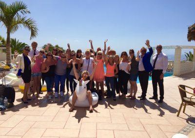 Stag Holiday Celebrity International at villa Cascada