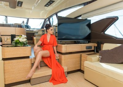 vip boat charter celebrity international